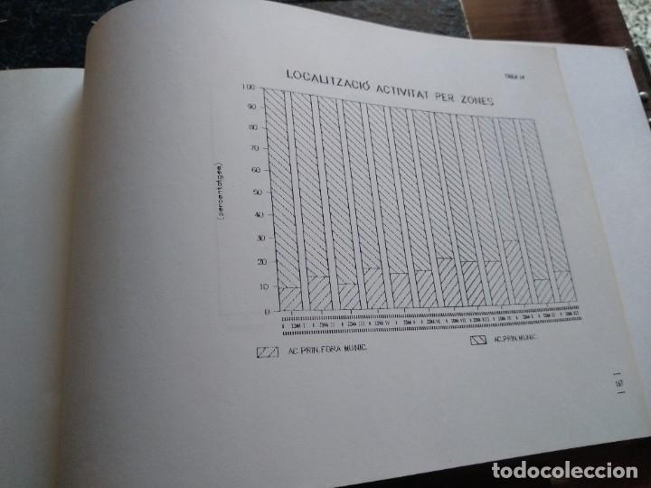 Libros: DADES ESTADISTIQUES - PADRÓ MUNICIPAL DHABITANTS - TARRAGONA - 1986 - Foto 11 - 185718397