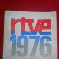 Libros: RTVE 1976. Lote 188721436