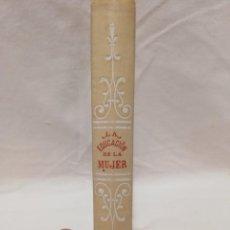 Libros: LIBRO LA EDUCACION DE LA MUJER. Lote 189129207