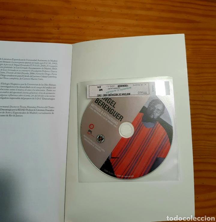 Libros: MOTIVOS Y ESTRATEGIAS. ÁNGEL BERENGUER. INCLUYE CD. - Foto 2 - 197525220