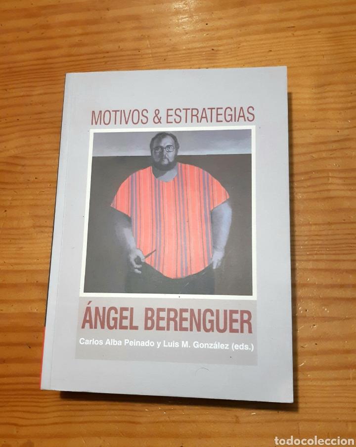 MOTIVOS Y ESTRATEGIAS. ÁNGEL BERENGUER. INCLUYE CD. (Libros Nuevos - Humanidades - Otros)
