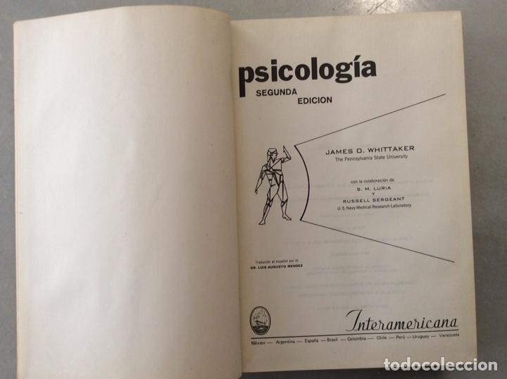 Libros: Psicología - Foto 2 - 199080623