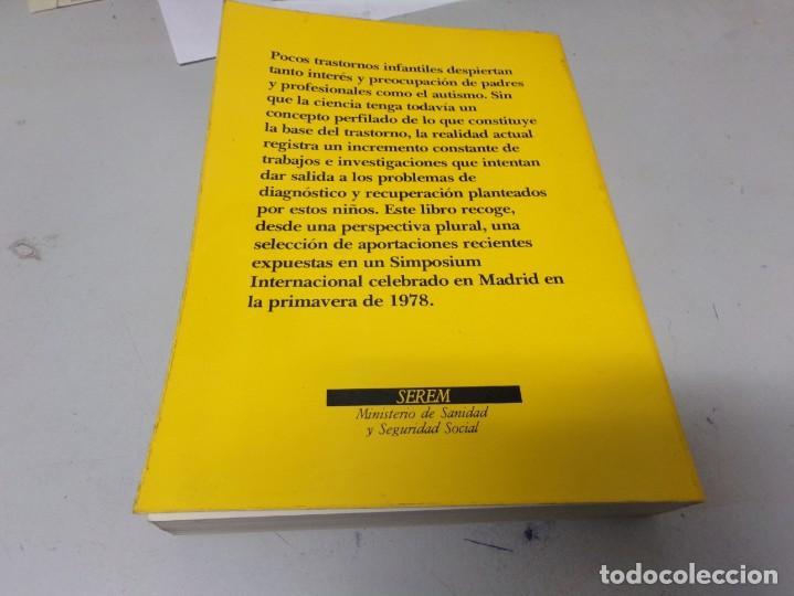 Libros: AUTISMO INFANTIL. CUESTIONES ACTUALES - Foto 3 - 202632986