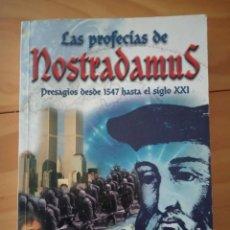 Libros: LAS PROFECÍAS DE NOSTRADAMUS. Lote 210353143