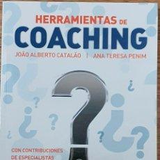 Libros: HERRAMIENTAS DEL COACHING. JOAO ALBERTO CATALAO. Lote 218326873