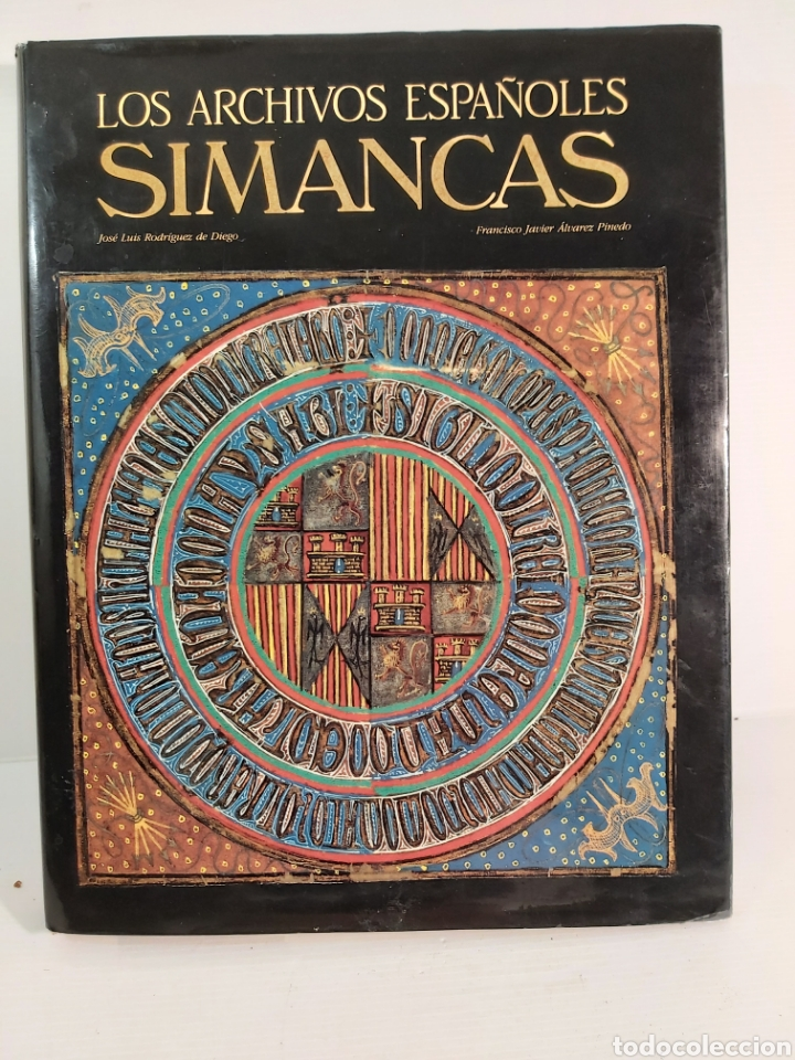 LOS ARCHIVOS ESPAÑOLES SIMANCAS (Libros Nuevos - Humanidades - Otros)