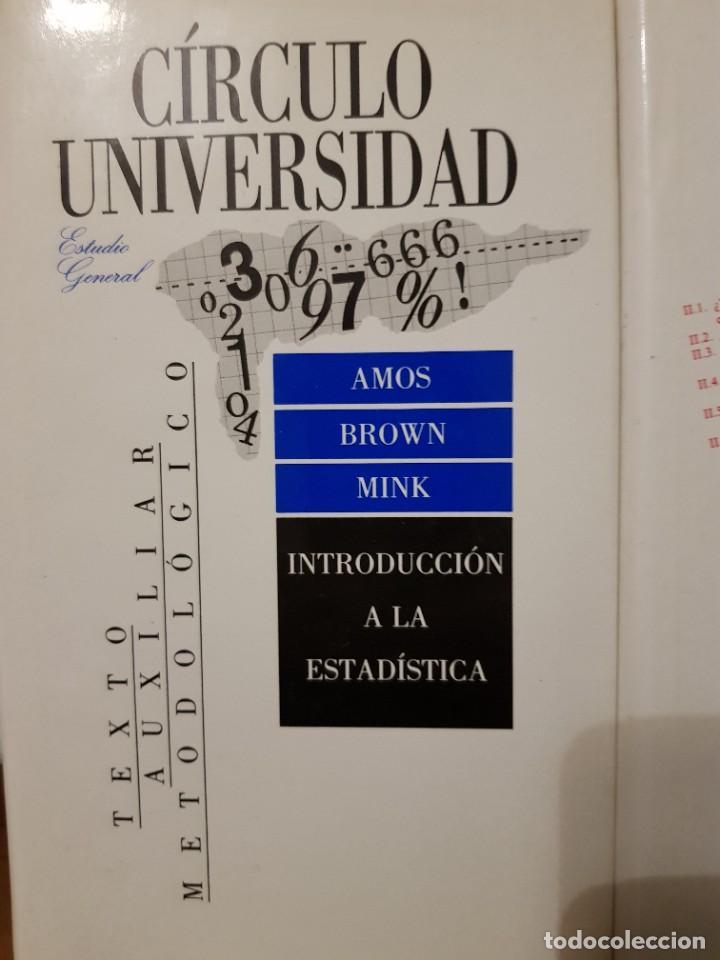 Libros: 22 TOMOS CÍRCULO UNIVERSIDAD-JOSÉ LUIS ABELLÁN-SIN USAR - Foto 3 - 227622250