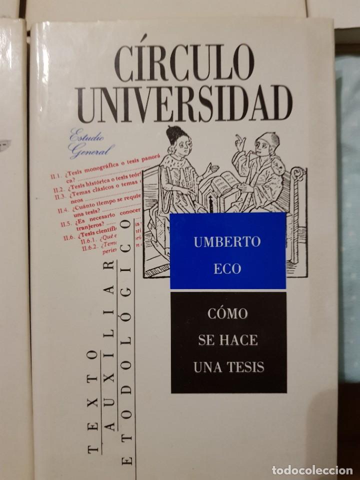 Libros: 22 TOMOS CÍRCULO UNIVERSIDAD-JOSÉ LUIS ABELLÁN-SIN USAR - Foto 4 - 227622250