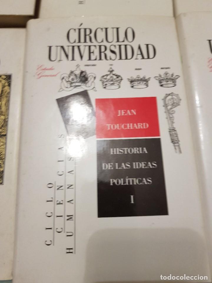 Libros: 22 TOMOS CÍRCULO UNIVERSIDAD-JOSÉ LUIS ABELLÁN-SIN USAR - Foto 7 - 227622250