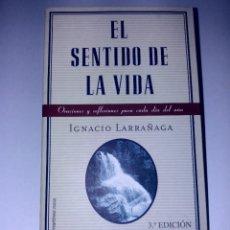 Libros: CURIOSO INTERESANTE LIBRO REFLEXIONES SOBRE LA NATURALEZA HUMANA PARA ESTAR EN ARMONIA CON LA VIDA. Lote 228172785