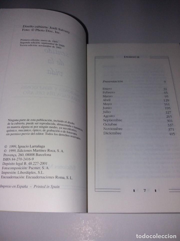Libros: CURIOSO INTERESANTE LIBRO REFLEXIONES SOBRE LA NATURALEZA HUMANA PARA ESTAR EN ARMONIA CON LA VIDA - Foto 6 - 228172785