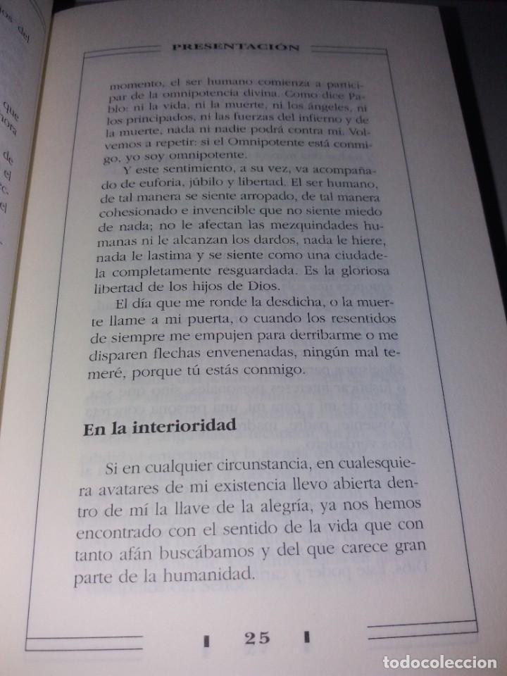 Libros: CURIOSO INTERESANTE LIBRO REFLEXIONES SOBRE LA NATURALEZA HUMANA PARA ESTAR EN ARMONIA CON LA VIDA - Foto 10 - 228172785