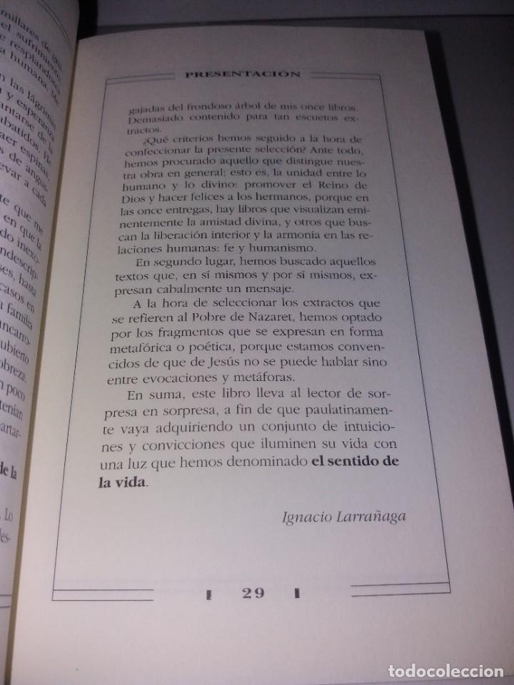 Libros: CURIOSO INTERESANTE LIBRO REFLEXIONES SOBRE LA NATURALEZA HUMANA PARA ESTAR EN ARMONIA CON LA VIDA - Foto 12 - 228172785