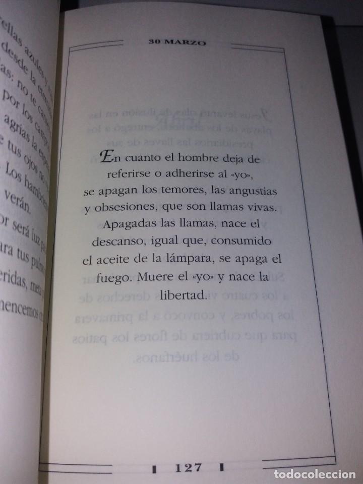 Libros: CURIOSO INTERESANTE LIBRO REFLEXIONES SOBRE LA NATURALEZA HUMANA PARA ESTAR EN ARMONIA CON LA VIDA - Foto 26 - 228172785