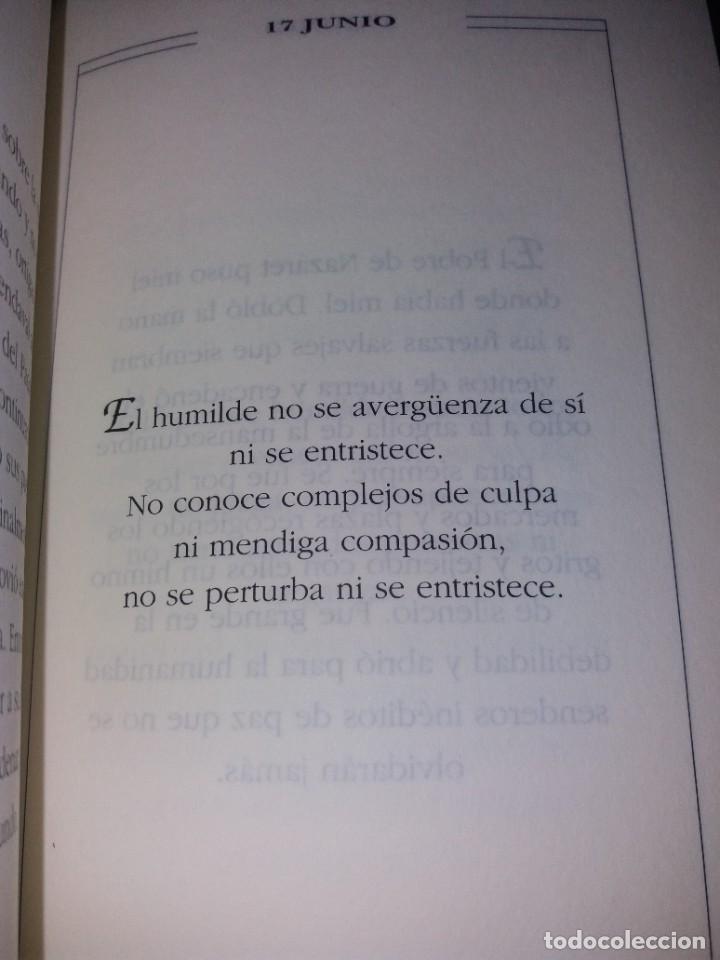 Libros: CURIOSO INTERESANTE LIBRO REFLEXIONES SOBRE LA NATURALEZA HUMANA PARA ESTAR EN ARMONIA CON LA VIDA - Foto 39 - 228172785