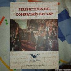 Libros: LIBRO COMPROMISO DE CASPE SAN VICENTE FERRER. Lote 235250635