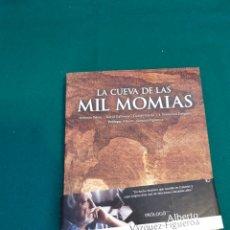 Libros: LA CUEVA DE LAS MIL MOMIAS. Lote 236826805