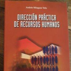 Libros: DIRECCION PRACTICA DE RECURSOS HUMANOS. Lote 239797025