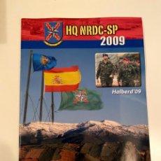"""Libros: """"HQ NRDC-SP 2009. Lote 245357420"""