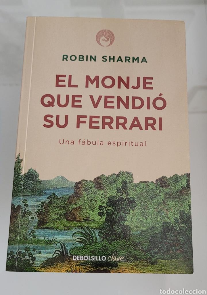 EL MONJE QUE VENDIÓ SU FERRARI. ROBIN SHARMA. (Libros Nuevos - Humanidades - Otros)