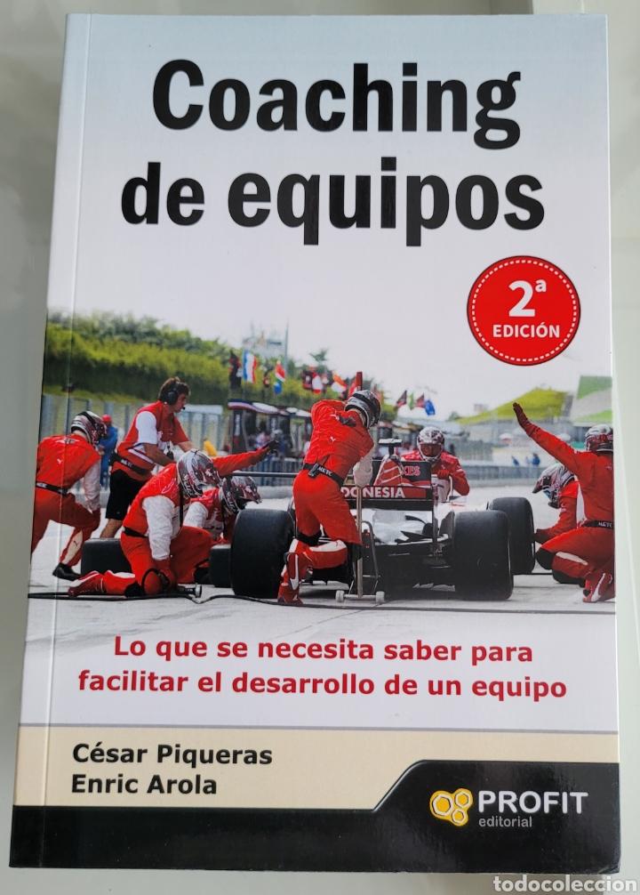 COACHING DE EQUIPOS. CÉSAR PIQUERAS (Libros Nuevos - Humanidades - Otros)