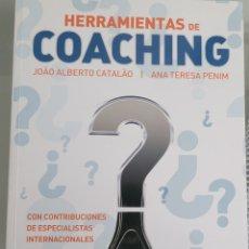 Libros: HERRAMIENTAS DE COACHING. JOAN ALBERTO CATALAO. Lote 257937625