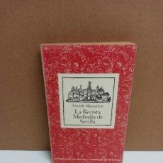 Libros: DAMICLE MUSACCHIO - LA REVISTA MEDIODÍA DE SEVILLA - UNIVERSIDAD DE SEVILLA. Lote 263466920