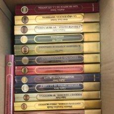 Libros: LOTE LIBROS ENIGMAS: OVNIS HITLER ATLANTIDA STONEHENGE J J BENITEZ ANGEBERT JEAN-MICHEL. Lote 276911683