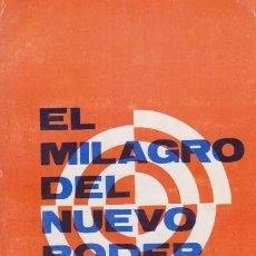 Libri: EL MILAGRO DEL NUEVO PODER AVATAR - GEOF GRAY-COBB GEOF GRAY-COBB EL MILAGRO DEL NUEVO PODER AV. Lote 290042568