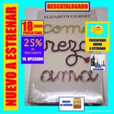 Libri: COME - REZA - AMA - ELISABETH GILBERT - CÍRCULO DE LECTORES - PRECINTADO NUEVO A ESTRENAR - 18€. Lote 294834433