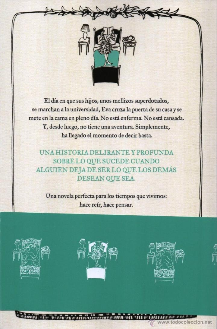 Libros: LA MUJER QUE VIVIO UN AÑO EN LA CAMA de SUE TOWNSEND - ESPASA, 2013 (NUEVO) - Foto 2 - 41061796