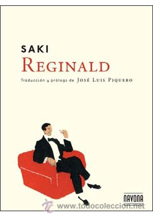 Libros: Narrativa. Novela. Reginald - Saki - Foto 1 - 42777835