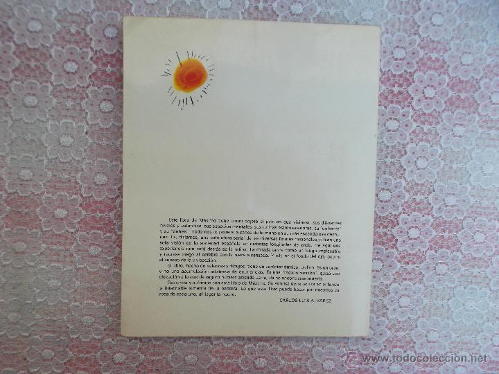 Libros: MAXIMO ESTE PAIS - 1971 - Foto 3 - 49689450