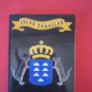 Libros: LIBRO - ISLAS CANALLAS (POR MIGUEL DÍAZ DÍAZ-ZURDA) - 2007 - EDITA LÁGRIMAS Y RABIA. Lote 76658254
