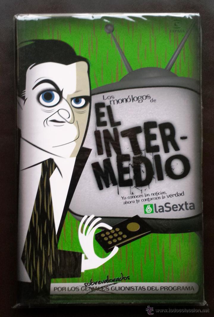 LOS MONÓLOGOS DE EL INTERMEDIO EL GRAN WYOMING Y LOS GUIONISTAS DE LA SEXTA ESPASA NUEVO (Libros Nuevos - Literatura - Narrativa - Humor)