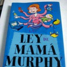 Libros: LA LEY DE MAMA MURPHY. BRUCE LANSKY. Lote 51009163