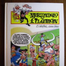 Libros: MORTADELO Y FILEMÓN. EL DISFRAZ, COSA FALAZ. Lote 54556031