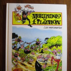 Libros: MORTADELO Y FILEMÓN. LOS MERCENARIOS. Lote 54556037