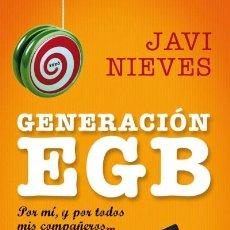 Generación EGB Booket