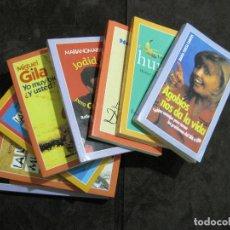 Libros: OCHO LIBROS DE HUMOR DIVERSOS AUTORES VER DESCRIPCION. Lote 79945065