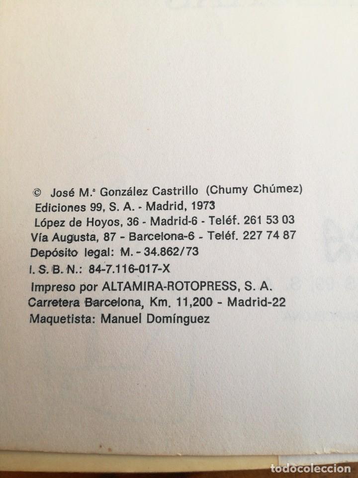 Libros: EDICIONES 99, CHUMY-CHUMEZ, TODOS SOMOS DE DERECHAS. - Foto 2 - 87282404