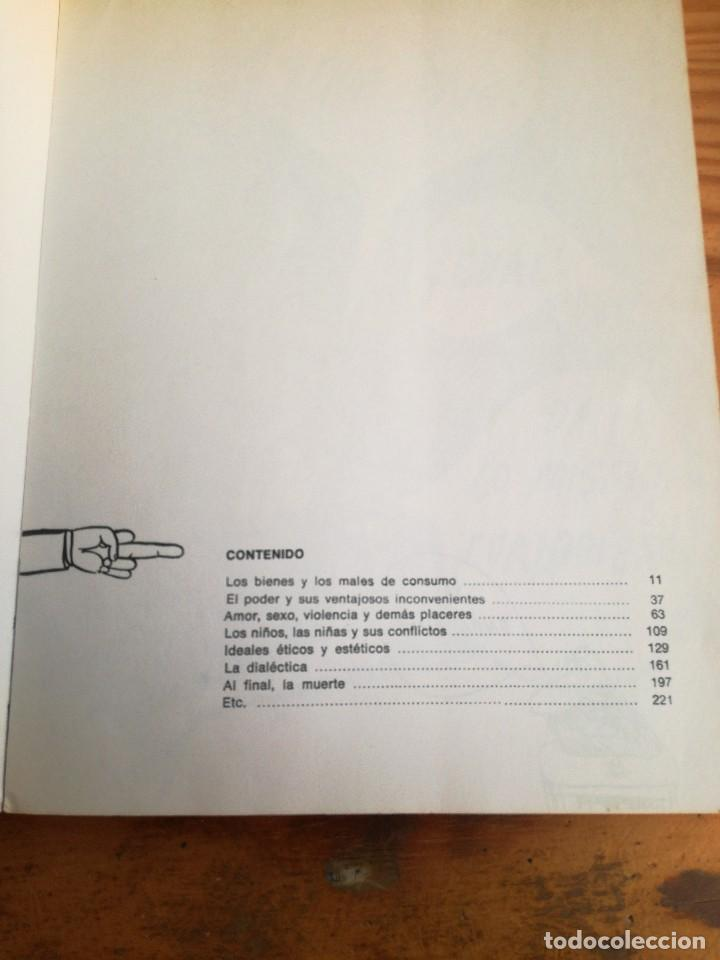 Libros: EDICIONES 99, CHUMY-CHUMEZ, TODOS SOMOS DE DERECHAS. - Foto 3 - 87282404