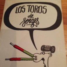 Libros: LOS TOROS DE FORGES. Lote 97621171