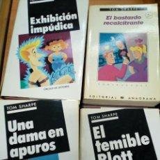 Libros: LIBROS TOM SHARPE. Lote 104875599