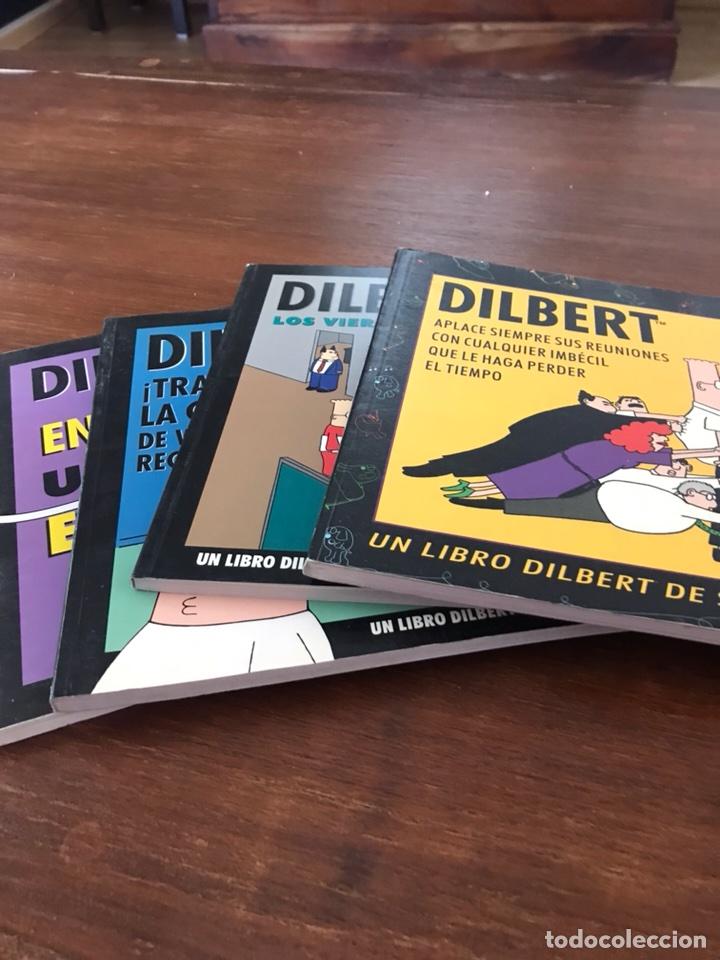 LOTE DE 4 LIBROS DE DILBERT (Libros Nuevos - Literatura - Narrativa - Humor)
