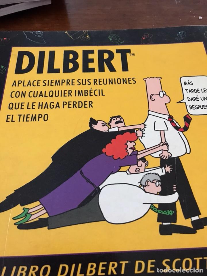 Libros: Lote de 4 libros de Dilbert - Foto 2 - 118052506