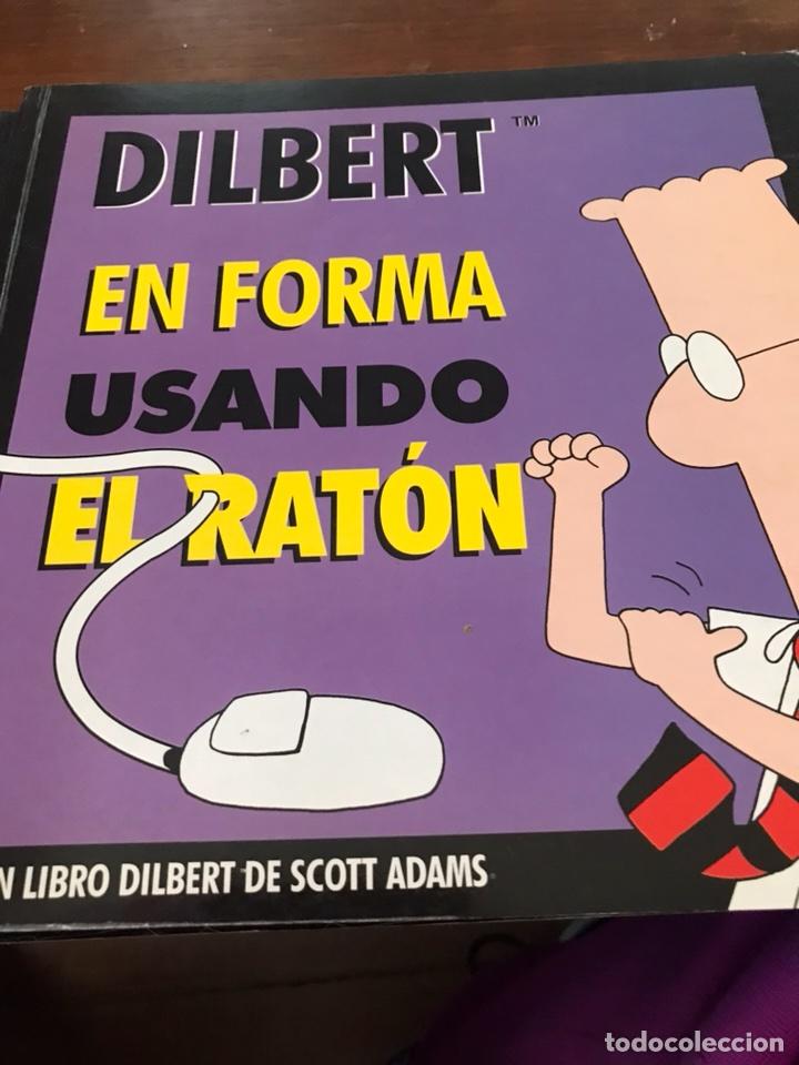 Libros: Lote de 4 libros de Dilbert - Foto 3 - 118052506