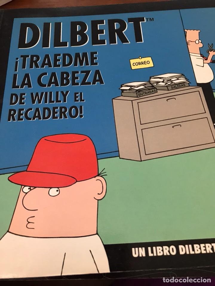Libros: Lote de 4 libros de Dilbert - Foto 4 - 118052506