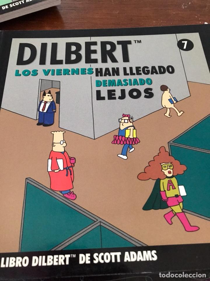 Libros: Lote de 4 libros de Dilbert - Foto 5 - 118052506