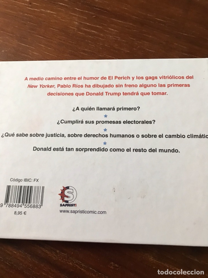 Libros: Pablo Ríos presidente Trump - Foto 2 - 118175196